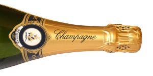 Champagne-Bottle-Label